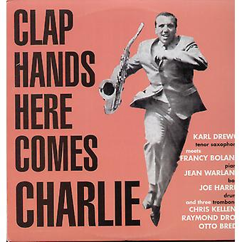 Drewo, Karl Meets Francy Boland - Clap Hands Here Comes Charlie [Vinyl] USA import