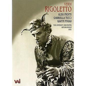 G. Verdi - importazione USA Rigoletto [DVD]