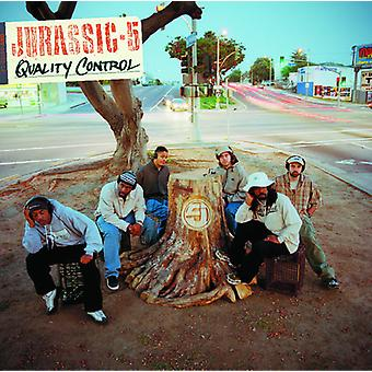 Jurassic 5 - kvalitetskontrol [Vinyl] USA importerer