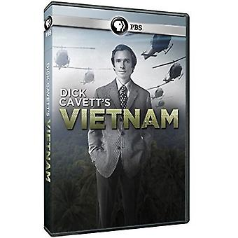 Dick Cavett's Vietnam [DVD] USA import