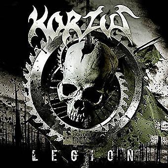 Korzus - Stati Uniti d'America Legion [CD] importare