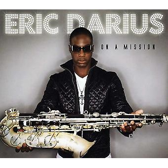 Eric Darius - On a Mission [CD] USA import