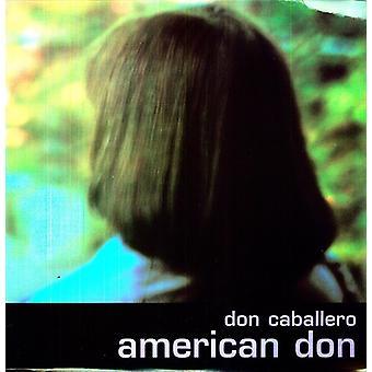 Don Caballero - amerikansk Don [Vinyl] USA import