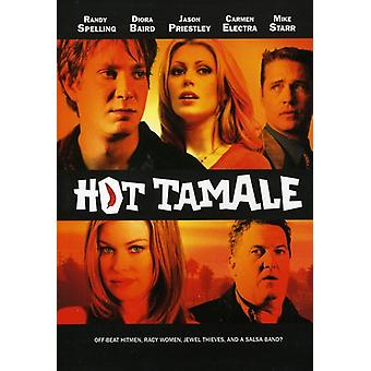 Hot Tamale [DVD] USA import