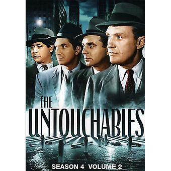 Intocáveis - intocáveis: Vol. 2-temporada 4 [DVD] EUA importar