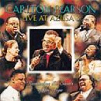 Carlton Pearson - Live på Azusa 3 [CD] USA import