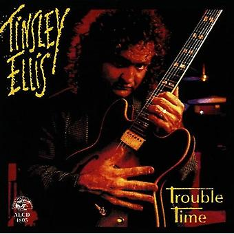 Tinsley Ellis - Trouble Time [CD] USA import