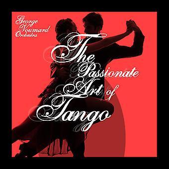 George Voumard - leidenschaftlichen Tango Kunst [CD] USA import