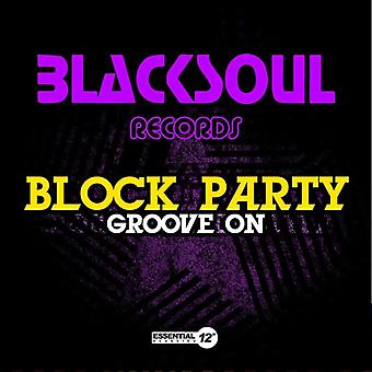 Block Party - Groove på [CD] USA import