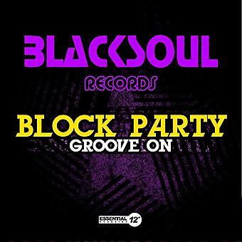 Block Party - ranura de la importación de los E.e.u.u. [CD]