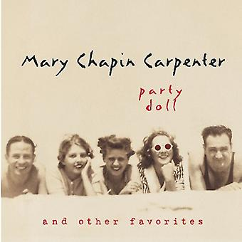 Mary Chapin Carpenter - importazione USA partito bambola & Other Favorites [CD]