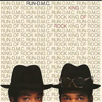 Run Dmc - King of Rock [Vinyl] USA importare