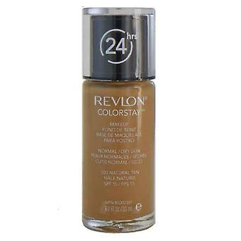 Revlon Colorstay Foundation N/D Natural Tan