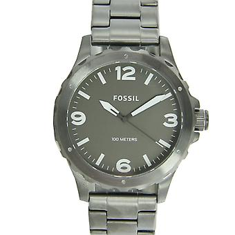 Fossil men's watch wristwatch stainless steel JR1457