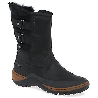 Merrell Sylva Mid Buckle Womens Waterproof Boots