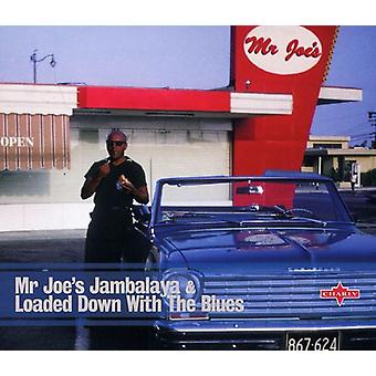 Hr. Joe Jambalaya - hr. Joe Jambalaya [CD] USA import