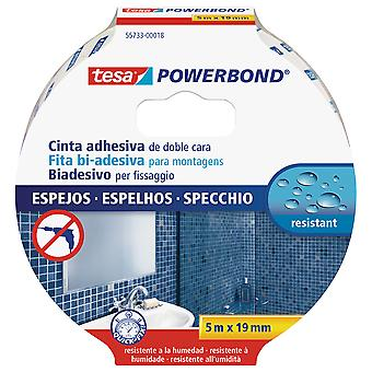 Tesa Powerbond Mirror Double-Sided Self-Adhesive Mounting Tape 5M:19Mm (DIY , Hardware)
