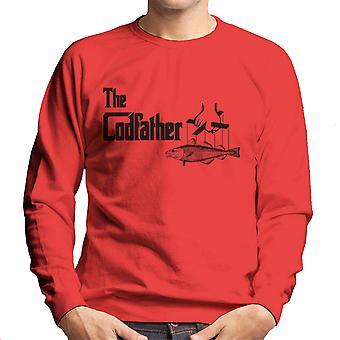 De Codfather Godfather stijl mannen Sweatshirt