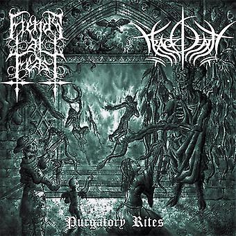Fiends at Feast - Purgatory Rites [CD] USA import
