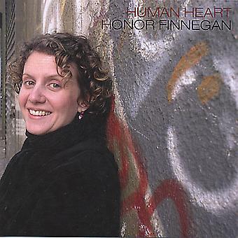 Honor Finnegan - Human Heart [CD] USA import