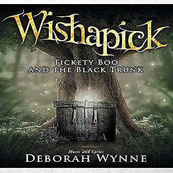Deborah Wynne - Wishapick: Tickety Boo & importu USA czarny tułowia [CD]