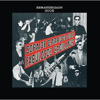 Los Fabulosos Cadillacs - Sopa De Caracol [CD] USA importerer
