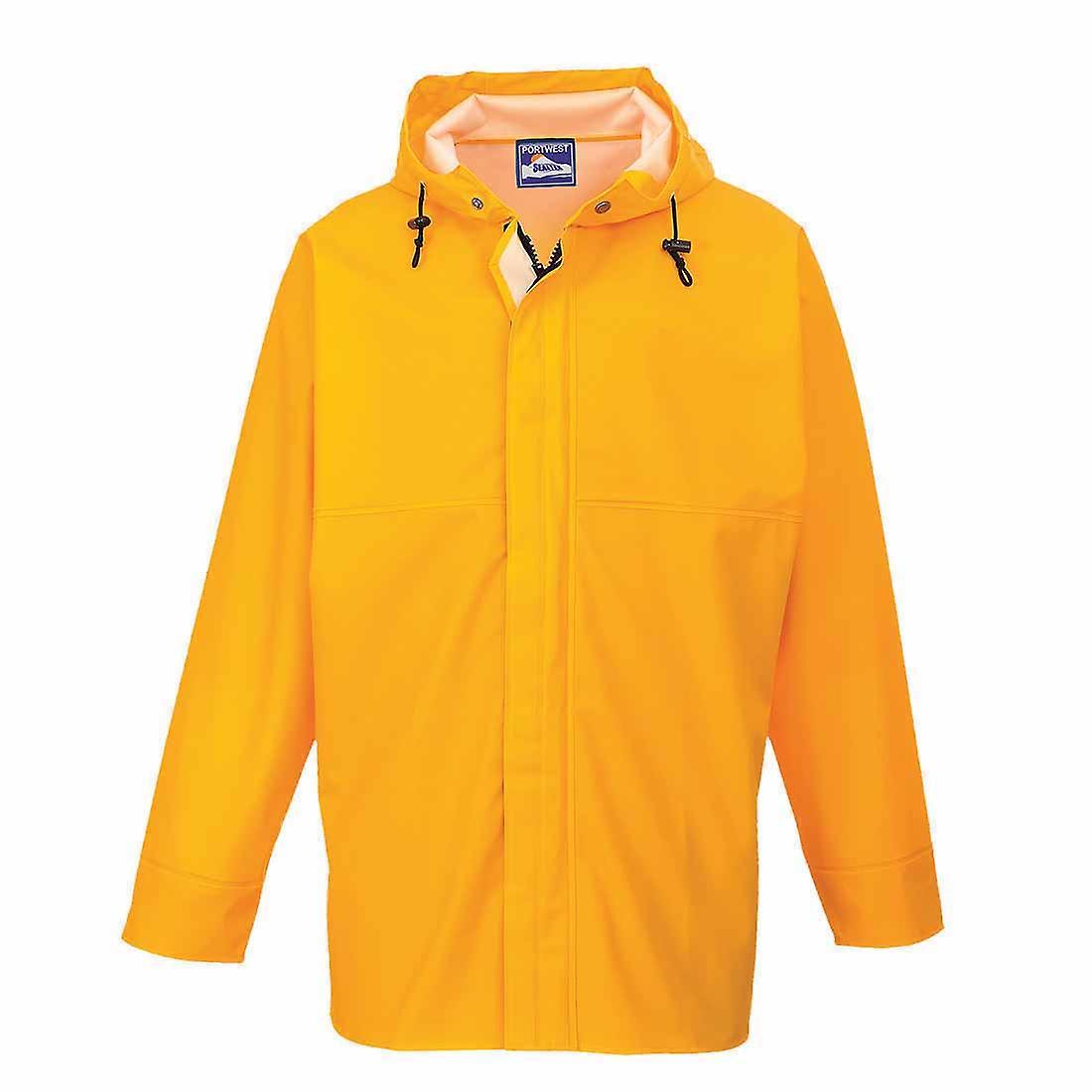 Portwest - Sealtex Ocean Rugged Waterproof Workwear Jacket With Hood