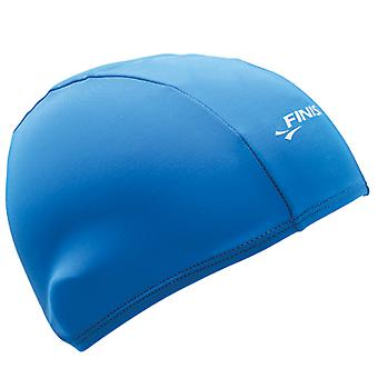 FINIS Spandex pływać Cap - Royal Blue