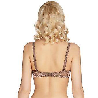 Mio Classic Orchid Cappuccino Floral Push Up Bra 148-12-L