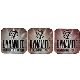 W7 Dynamite Highlighting Powder 6g