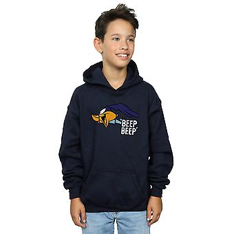 Looney Tunes Boys Road Runner Beep Beep Hoodie