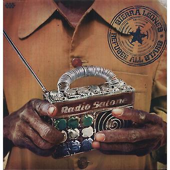 Sierra Leones flygtning All Stars - Radio Salone [Vinyl] USA import