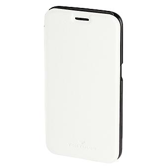 Tom Tailor Booklet New Basic Voor Samsung Galaxy S6 Wit