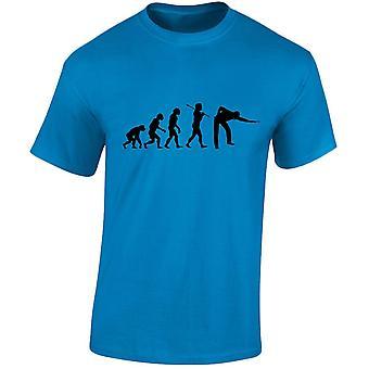 Snooker Evolution Mens T-Shirt 10 färger (S-3XL) av swagwear