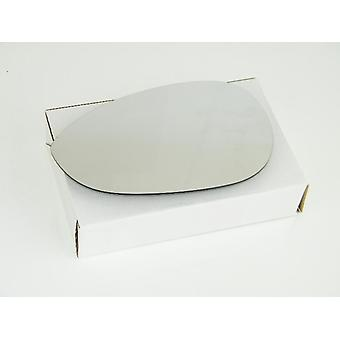 Left Mirror Glass (heated) & Holder for FIAT PUNTO EVO 2009-2012