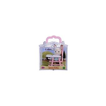 SF Baby Carry Case -Rabbit on Baby Chair-