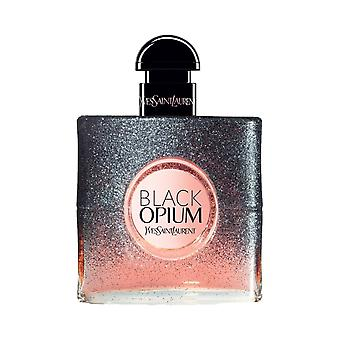 Yves Saint Laurent Black Opium blommig chock Eau de Parfum Spray 50ml
