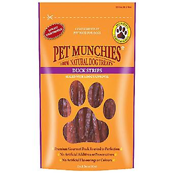 Pet Munchies Duck Strips (Dogs , Treats , Eco Products)