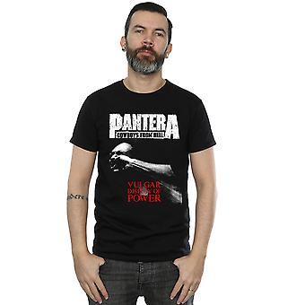 Pantera mannen vulgair weergave van Power T-Shirt