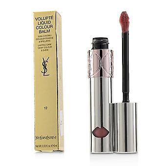 Yves Saint Laurent Volupte vätska Colour Balm - # 12 jaga mig naken - 6ml/0,2 oz