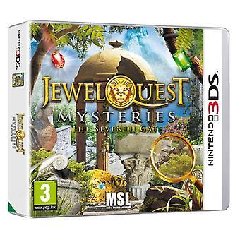Jewel Quest Mysteries 3 - das siebte Tor (Nintendo 3DS)