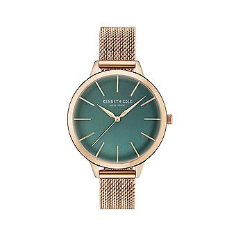 Kenneth Cole New York women's watch polshorloge roestvrijstaal KC15056013