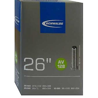 SCHWALBE AV 12B bicycle tube 26″