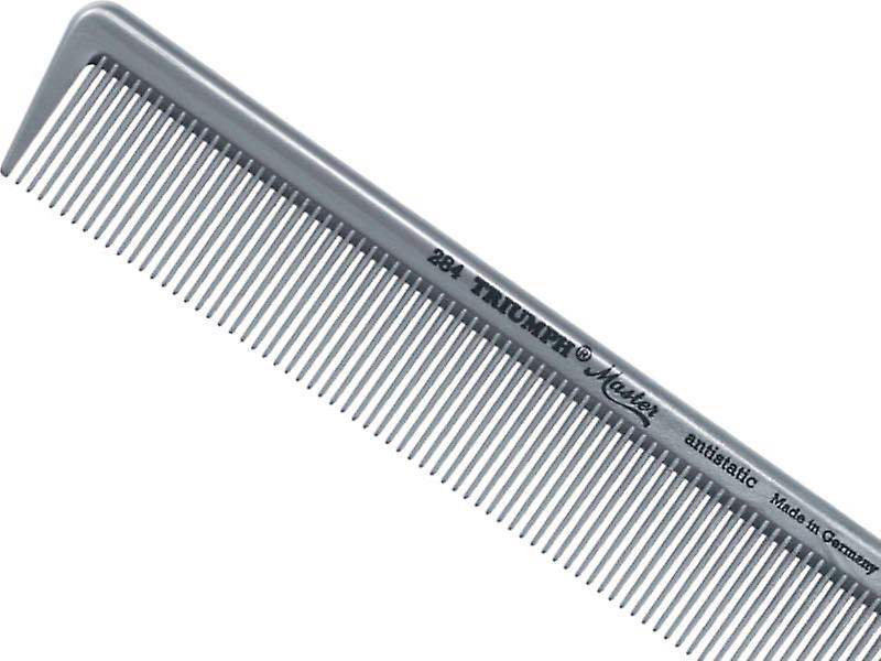 Triumph Master Hair Cutting Comb All Fine Teeth 7.5""