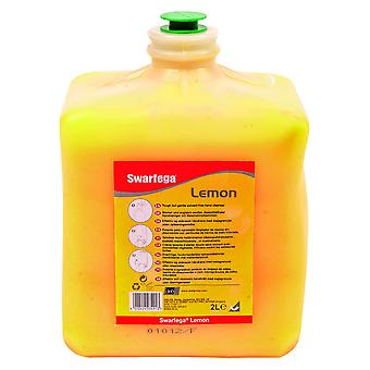 Deb Swl2Lt 2 Litre Swarfega Lemon Cartridge