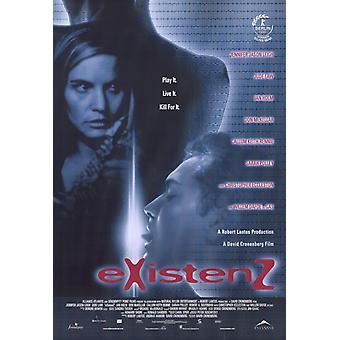 eXistenZ Movie Poster (11 x 17)