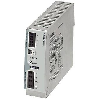 Phoenix Contact TRIO-PS-2G/3AC/24DC/10 Rail mounted PSU (DIN) 24 Vdc 10 A 240 W