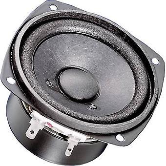 Visaton F 8 SC 3.3  8 cm Wideband speaker chassis 20 W 8 Ω