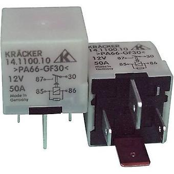 Kräcker 14.1100.10 Automotive relay 12 Vdc 40 A 1 maker