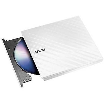 Asus SDRW-08D2S External DVD writer Retail USB 2.0 White